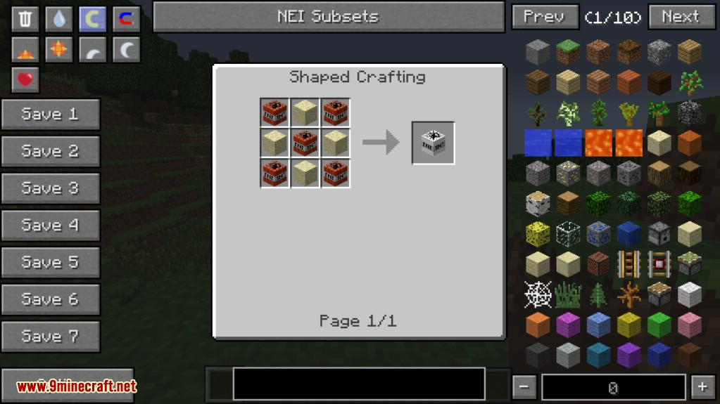 Explosives Plus Plus Mod Crafting Recipes 1