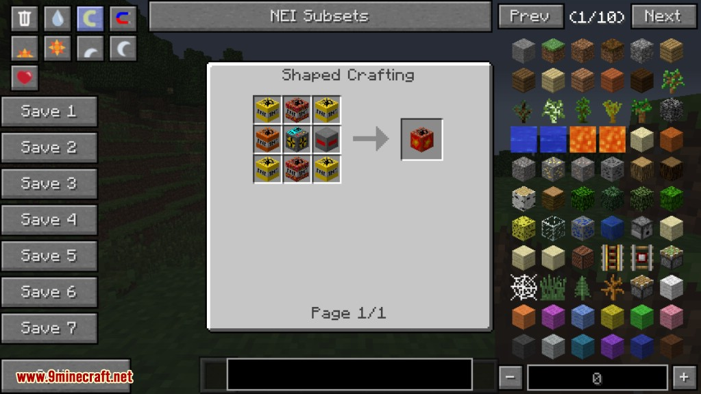 Explosives Plus Plus Mod Crafting Recipes 15
