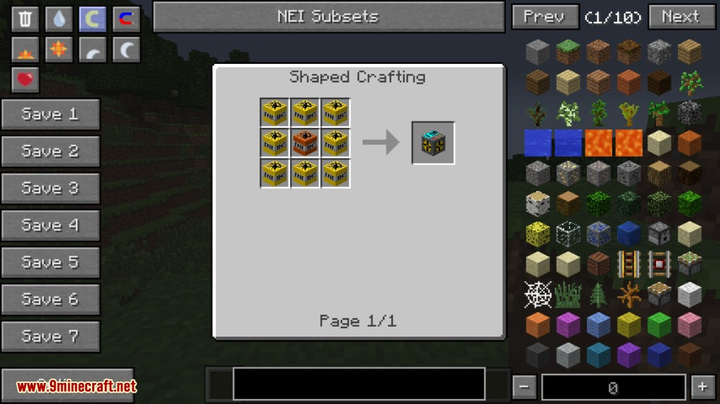 Explosives Plus Plus Mod Crafting Recipes 6