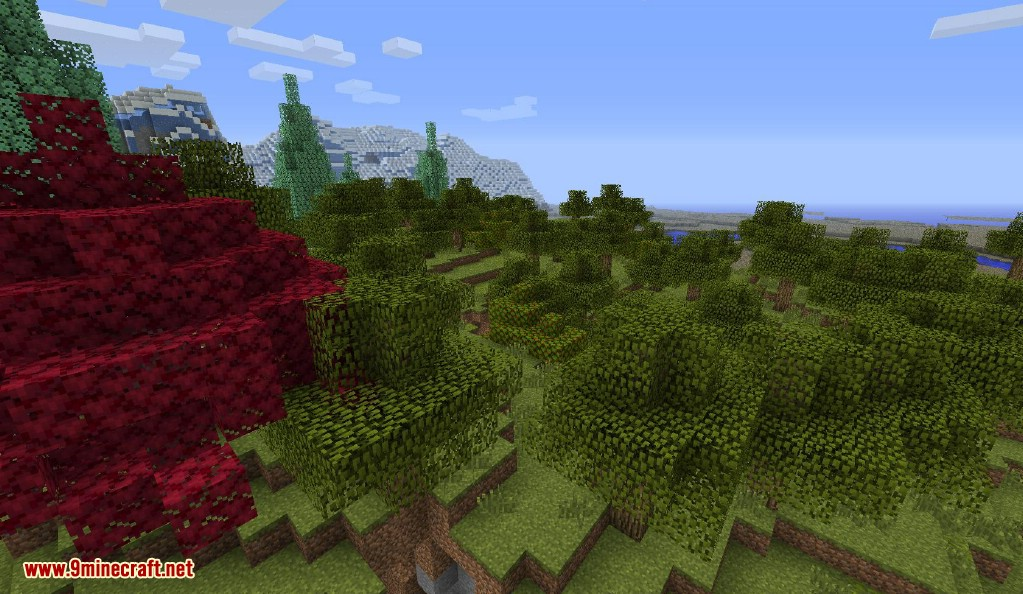 ExtrabiomesXL Mod Screenshots 27
