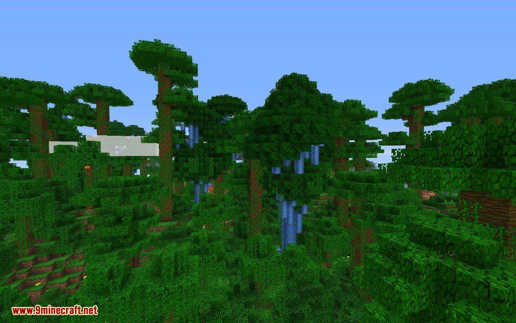 ExtrabiomesXL Mod Screenshots 3
