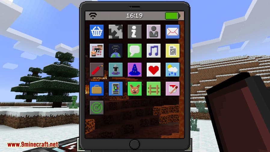 minecraft mods for ios devices