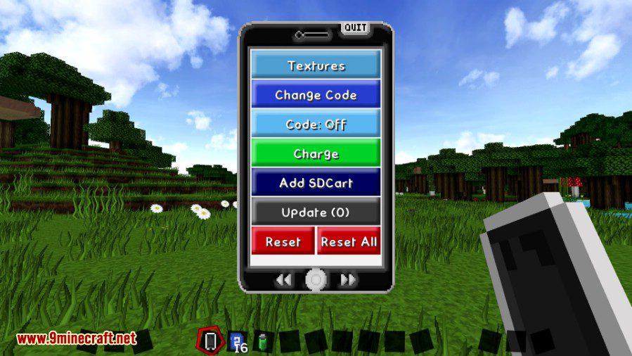 EyeMod Mod 7