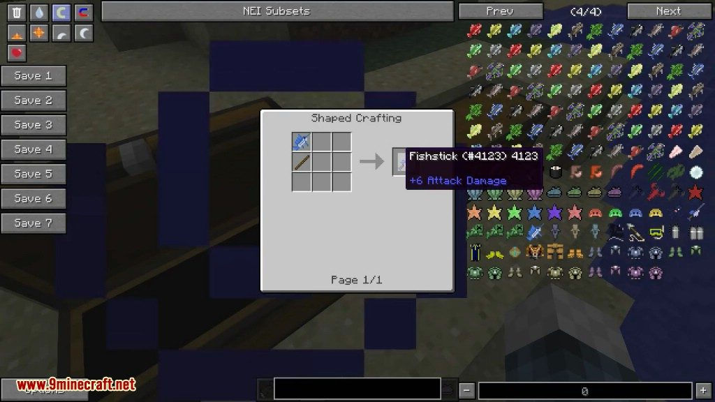 Crafting Guide Minecraft Mod | Crafting