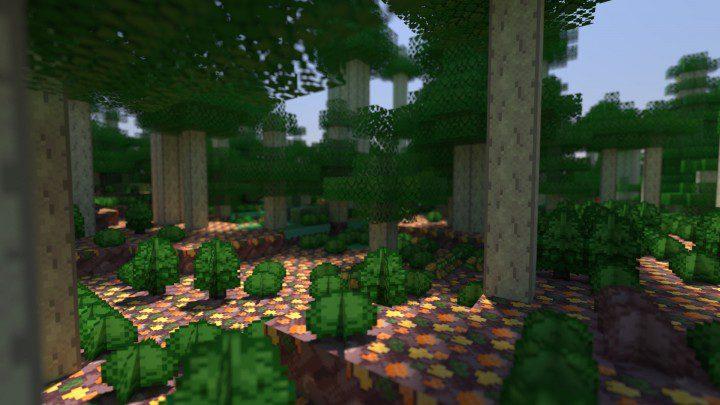 Fire Leaf Resource Pack Screenshots 1