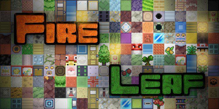 Fire Leaf Resource Pack