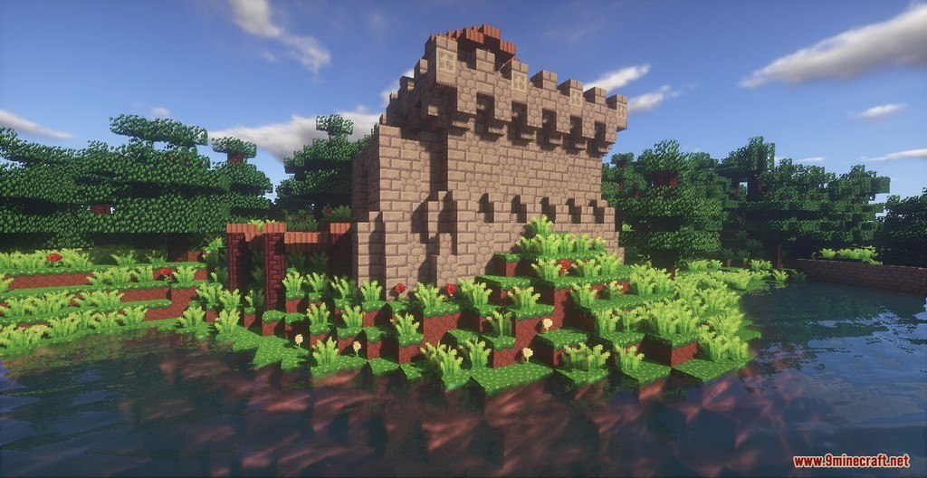 Flourish Resource Pack Screenshots 3