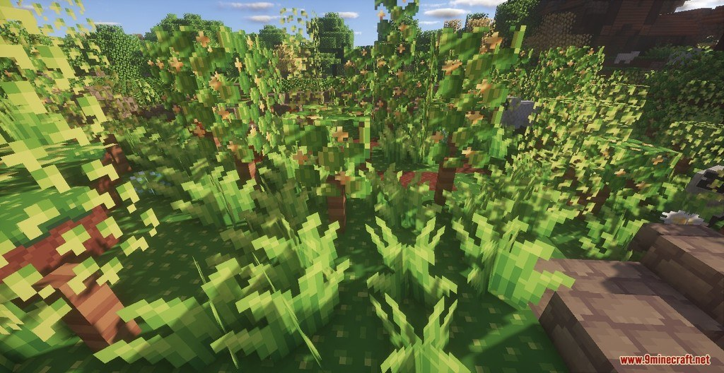 Flourish Resource Pack Screenshots 4