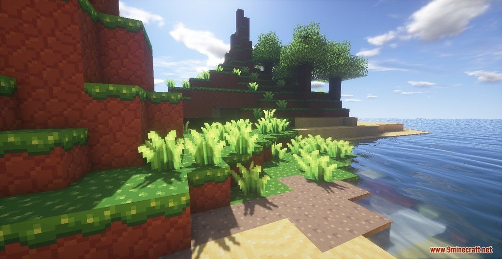 Flourish Resource Pack Screenshots 6