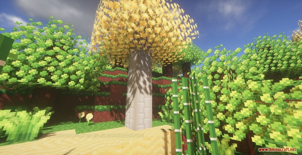 Flourish Resource Pack Screenshots 9