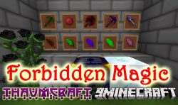 Forbidden Magic Mod