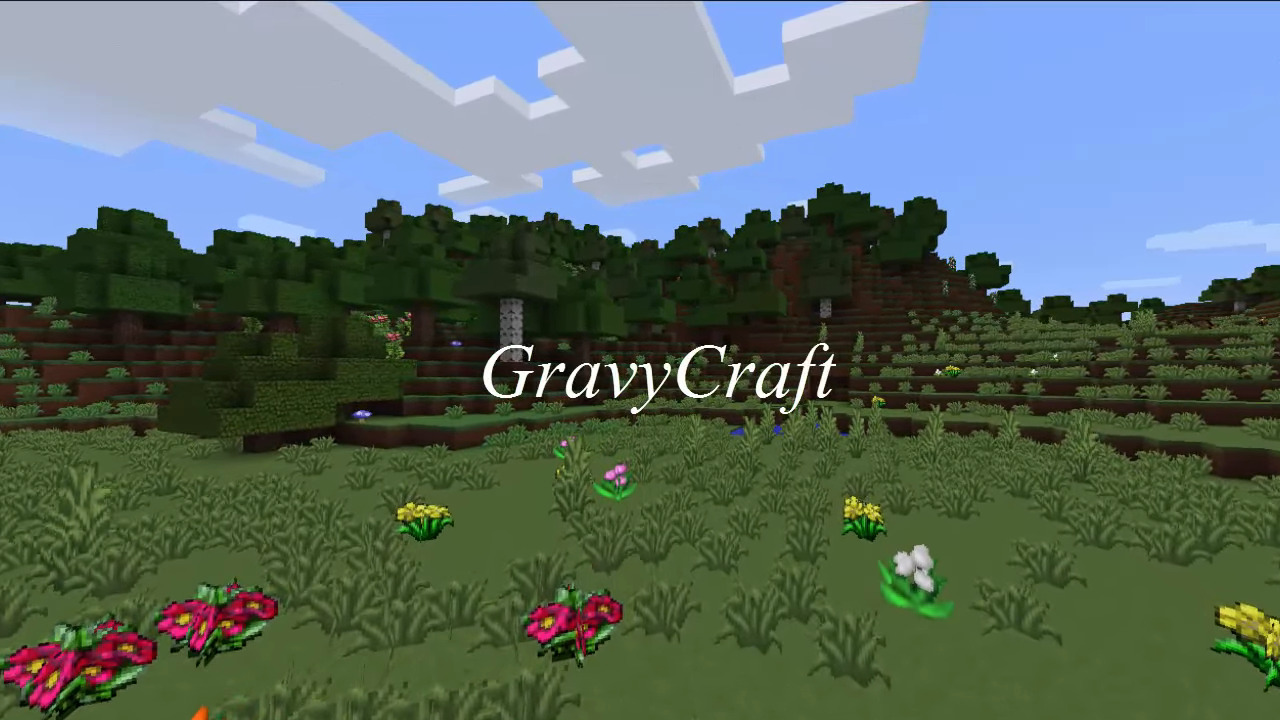 GravyCraft Resource Pack