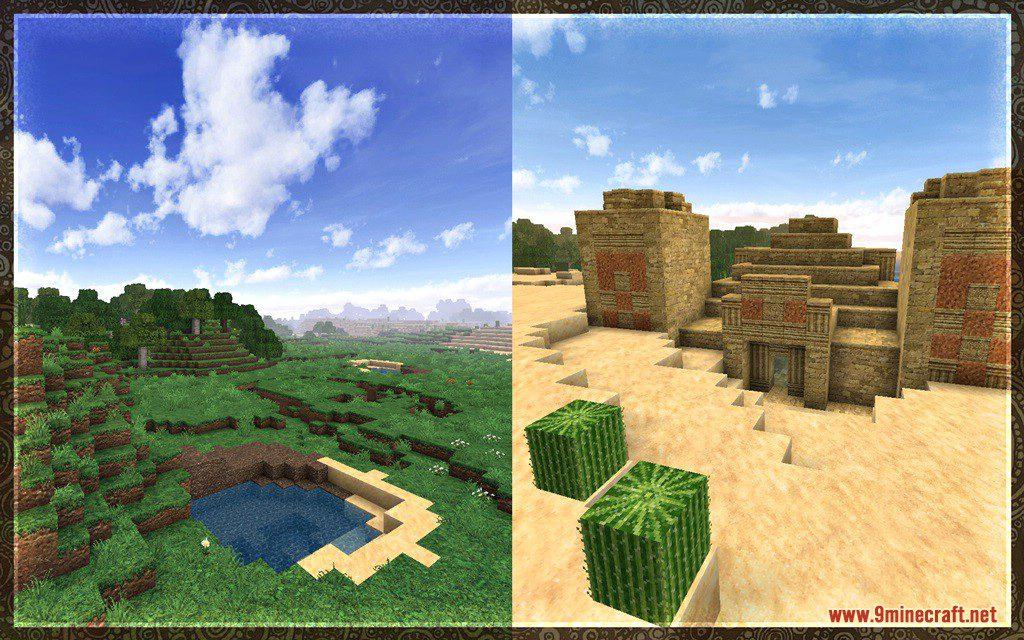 Halcyon Days 3D Resource Pack Screenshots 3