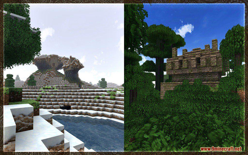 Halcyon Days 3D Resource Pack Screenshots 4