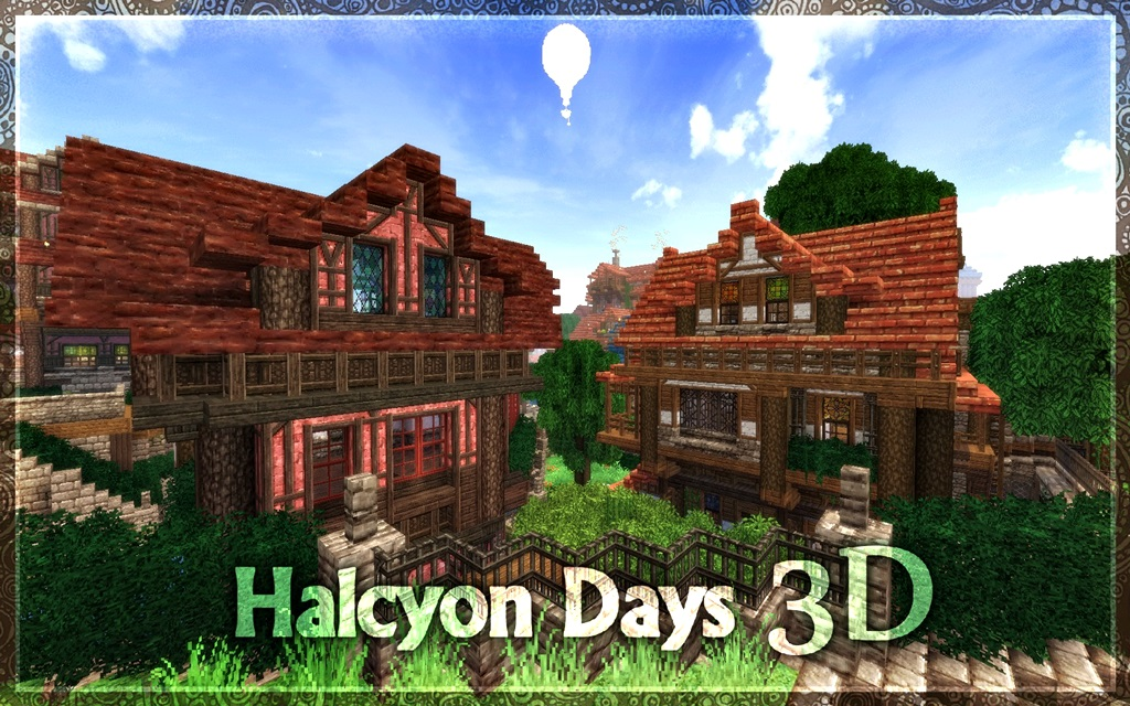 Halcyon Days 3D Resource Pack