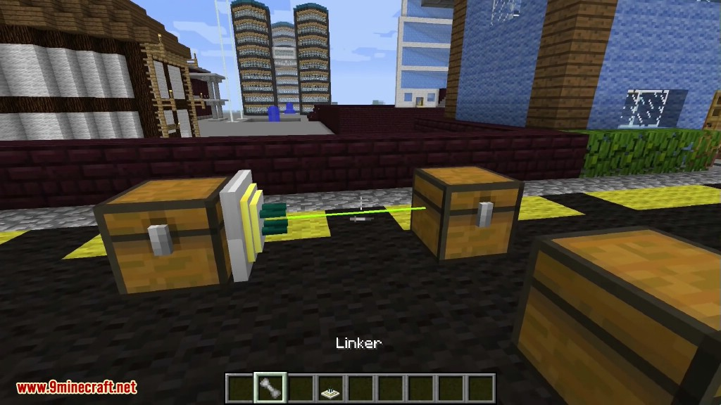 Item Transportation Mod Screenshots 3