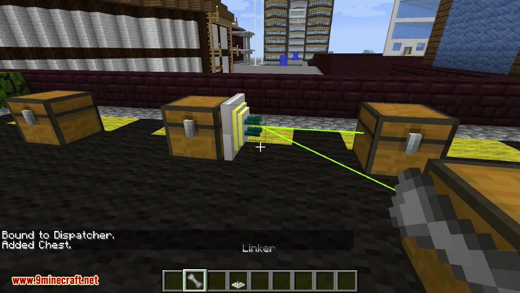Item Transportation Mod Screenshots 4