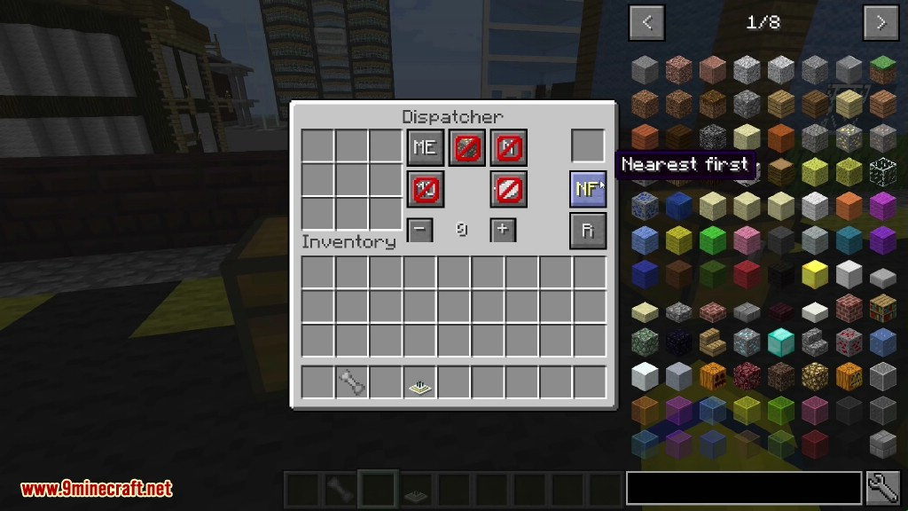 Item Transportation Mod Screenshots 5
