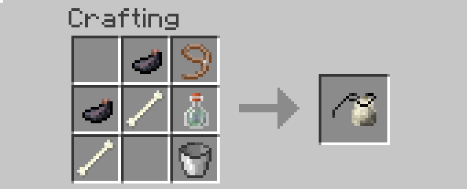 Kingdoms of The Overworld Mod Crafting Recipes 13