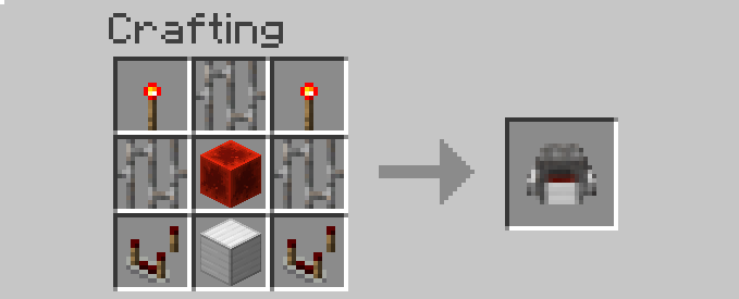 Kingdoms of The Overworld Mod Crafting Recipes 5