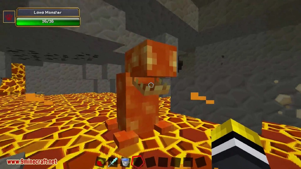 Lava Monsters Mod Screenshots 2