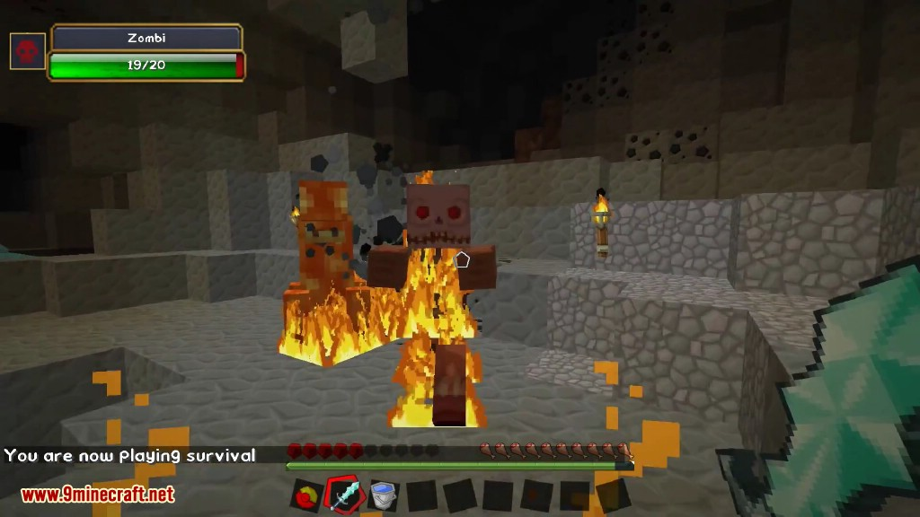 Lava Monsters Mod Screenshots 5