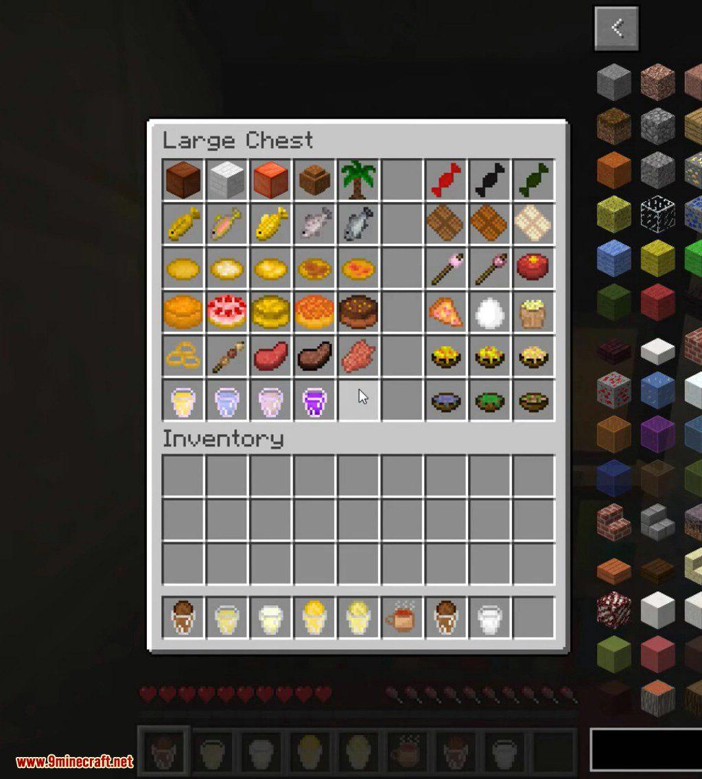 Lots of Food Mod Screenshots 7