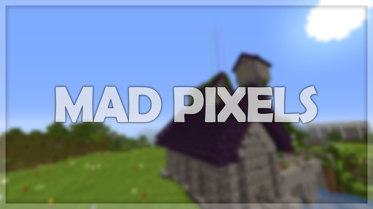 Mad Pixels Resource Pack