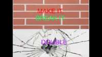 Make It Break It Double Map Logo