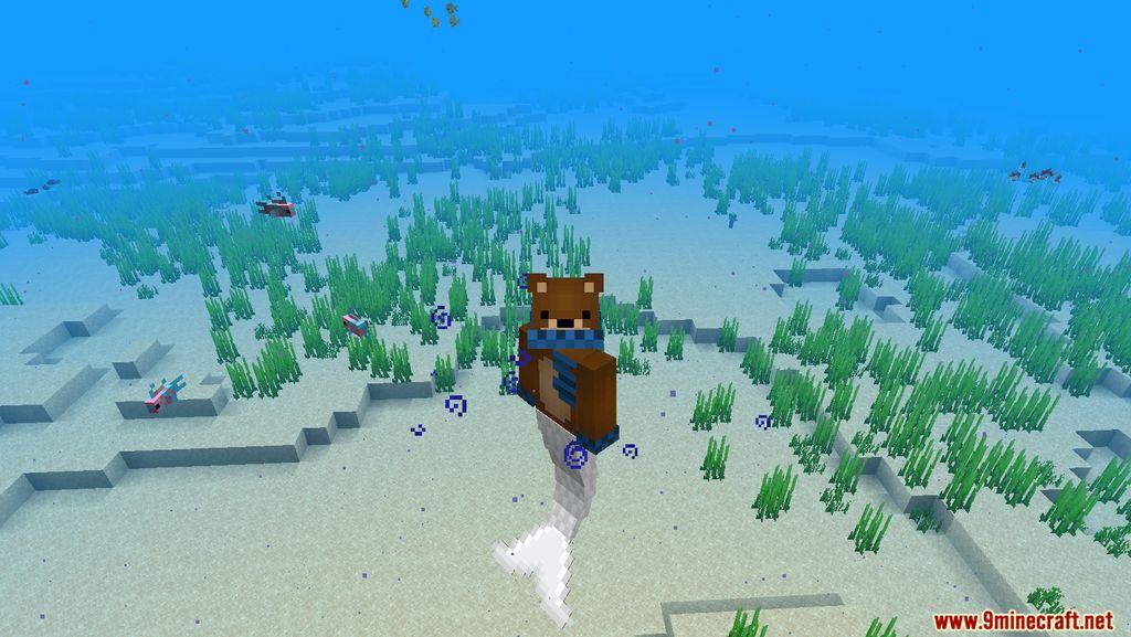 Mermaid Tail Mod Screenshots 1