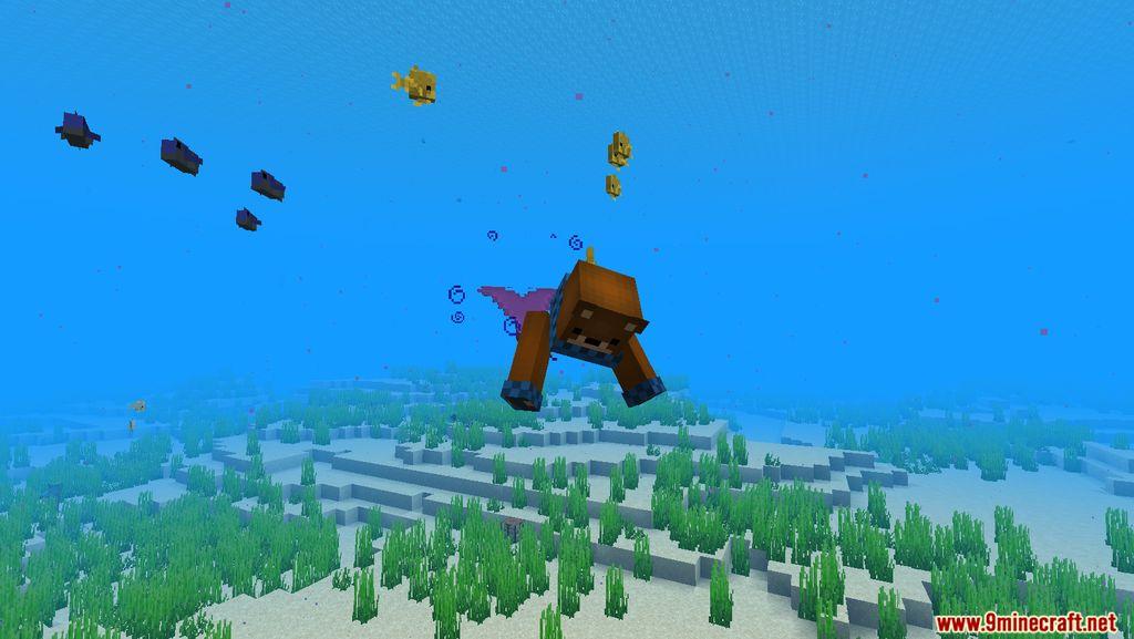 Mermaid Tail Mod Screenshots 3