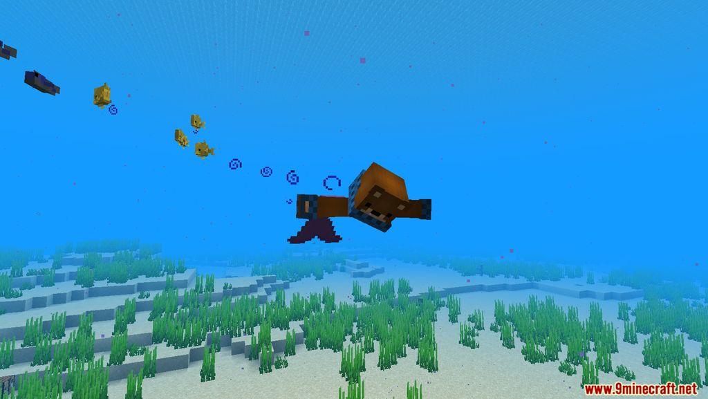 Mermaid Tail Mod Screenshots 4