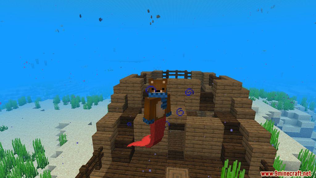 Mermaid Tail Mod Screenshots 5