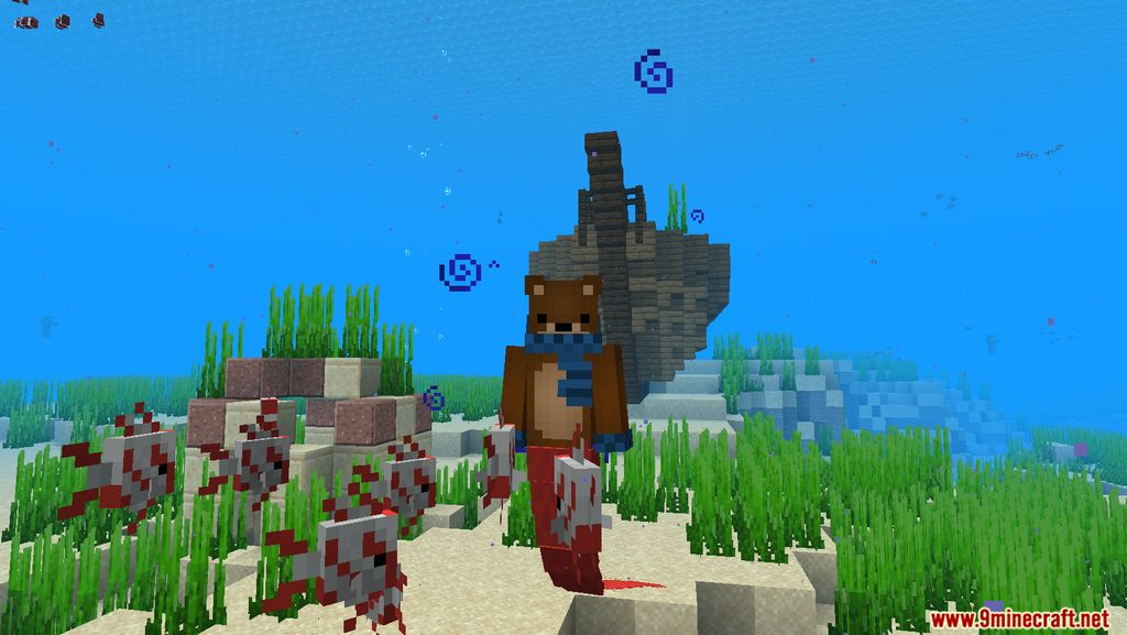 Mermaid Tail Mod Screenshots 6