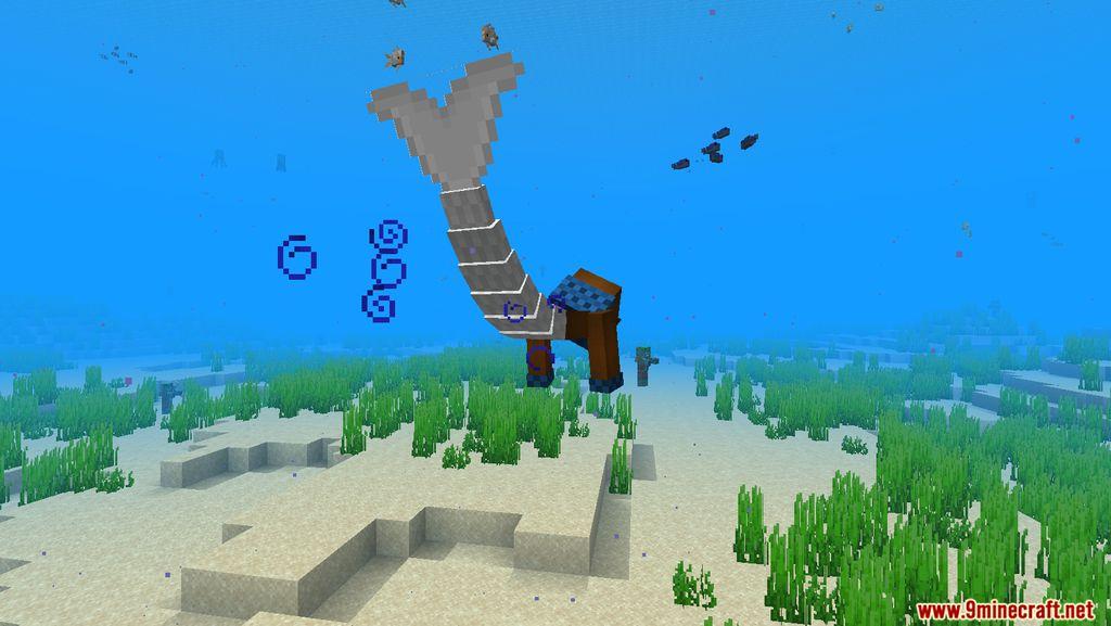 Mermaid Tail Mod Screenshots 7