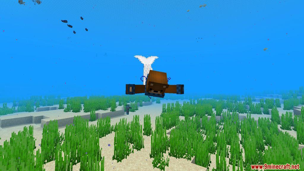 Mermaid Tail Mod Screenshots 8