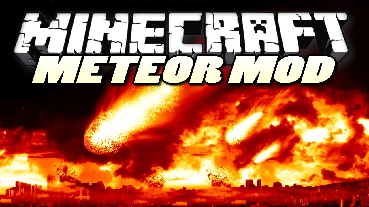 MeteorCraft Mod 1.7.10