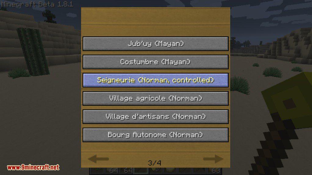 Millenaire Mod Screenshots 24