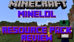MineLoL Resource Pack