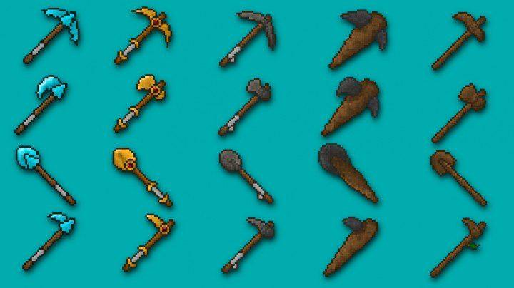 Miner's Delight Resource Pack Screenshots 2