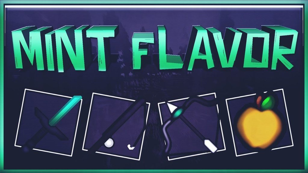 Mint Flavor Resource Pack