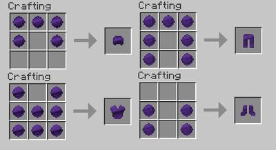 Mo' Skeletons Mod Crafting Recipes 3