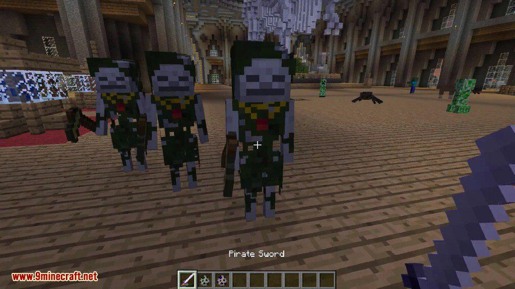 Mo' Skeletons Mod Screenshots 12
