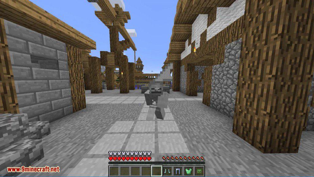 Mob Armor Mod Screenshots 2
