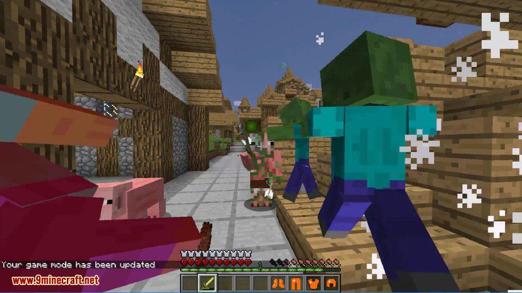 Mob Armor Mod Screenshots 7