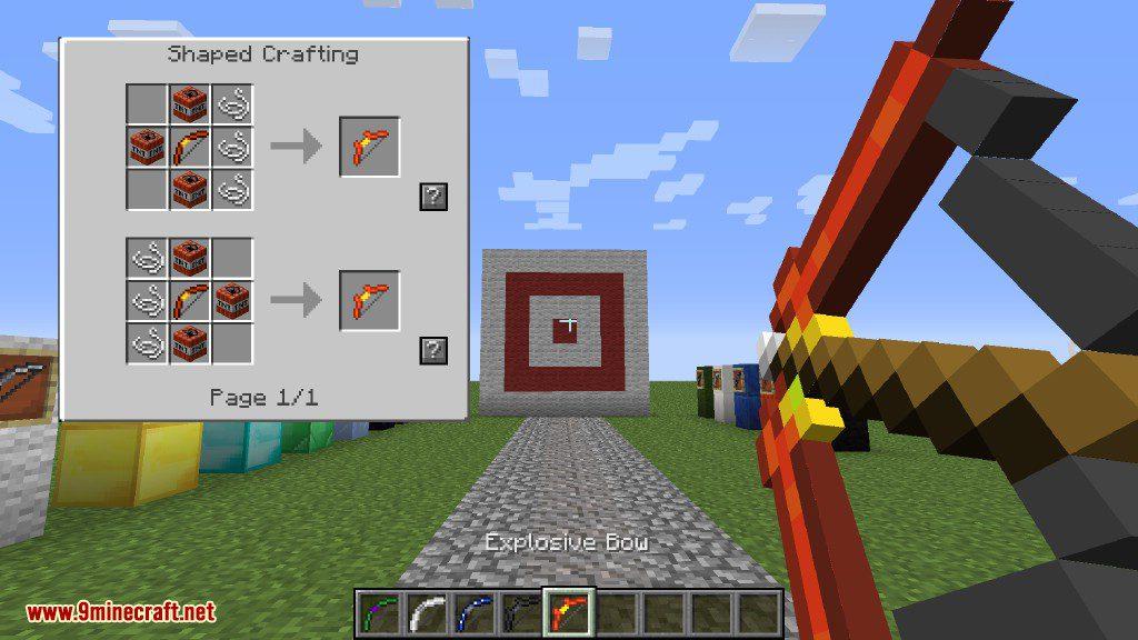 More Bows 2 Mod Screenshots 4