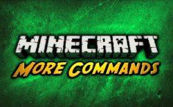 More Commands Mod