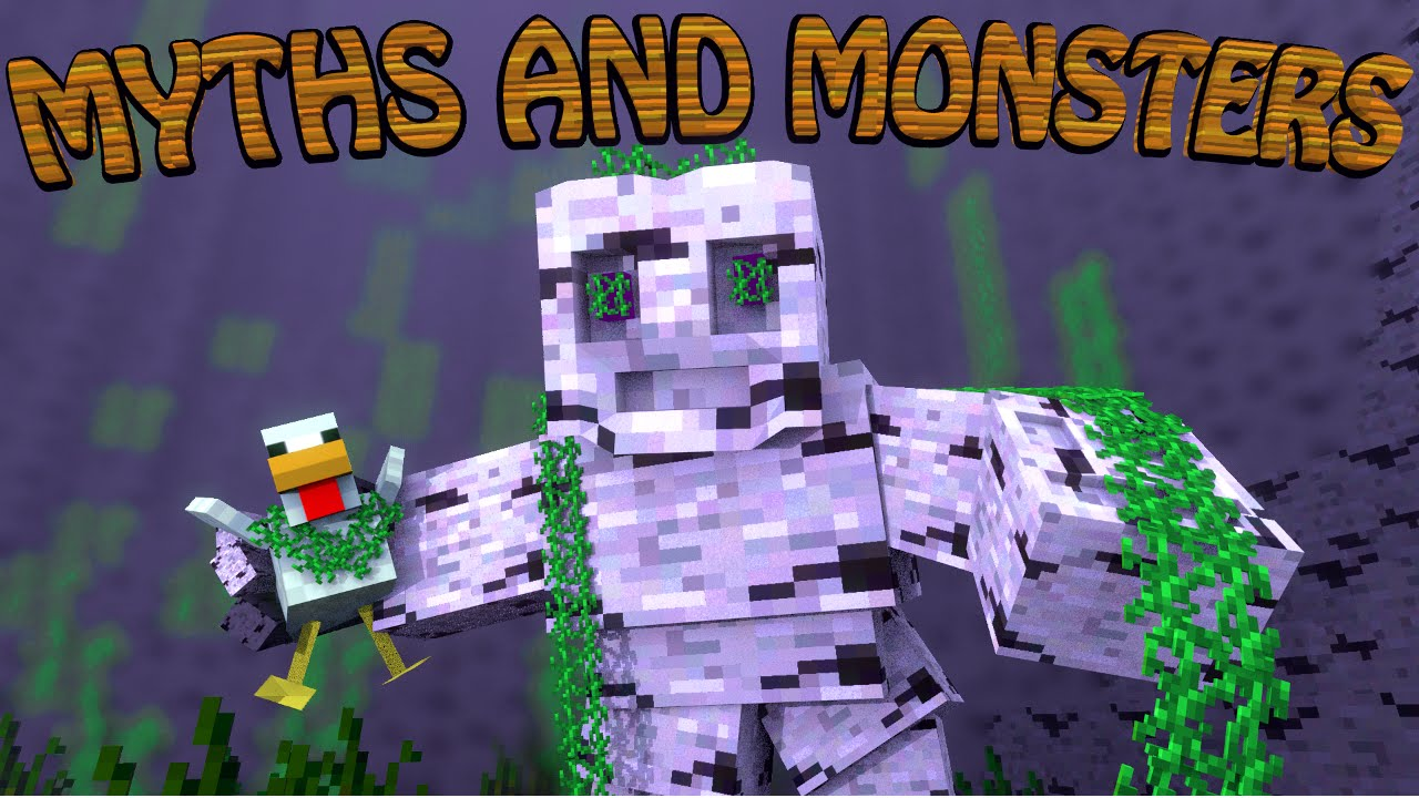 Myths and Monsters Mod