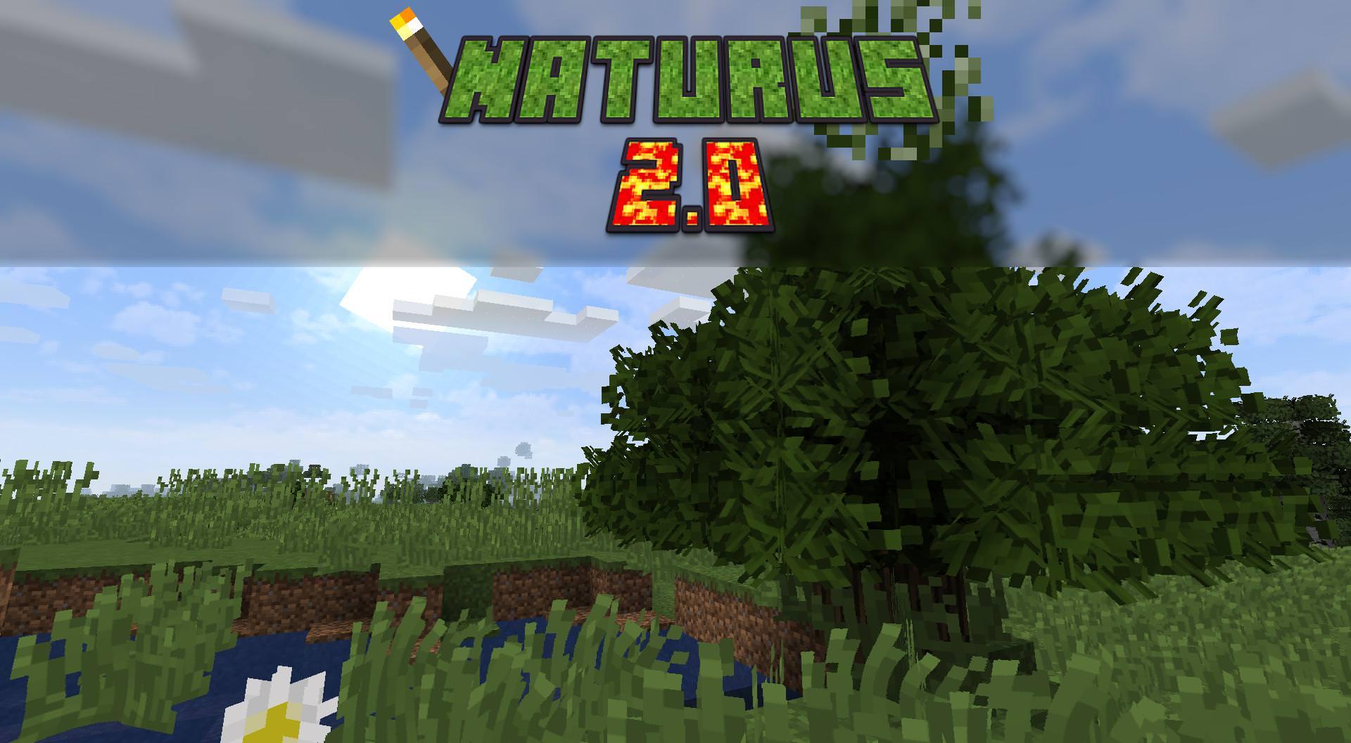 Naturus Resource Pack
