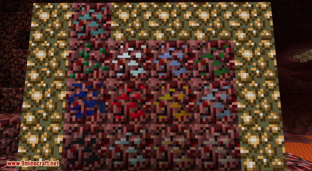 Nether Ores Mod Screenshots 3